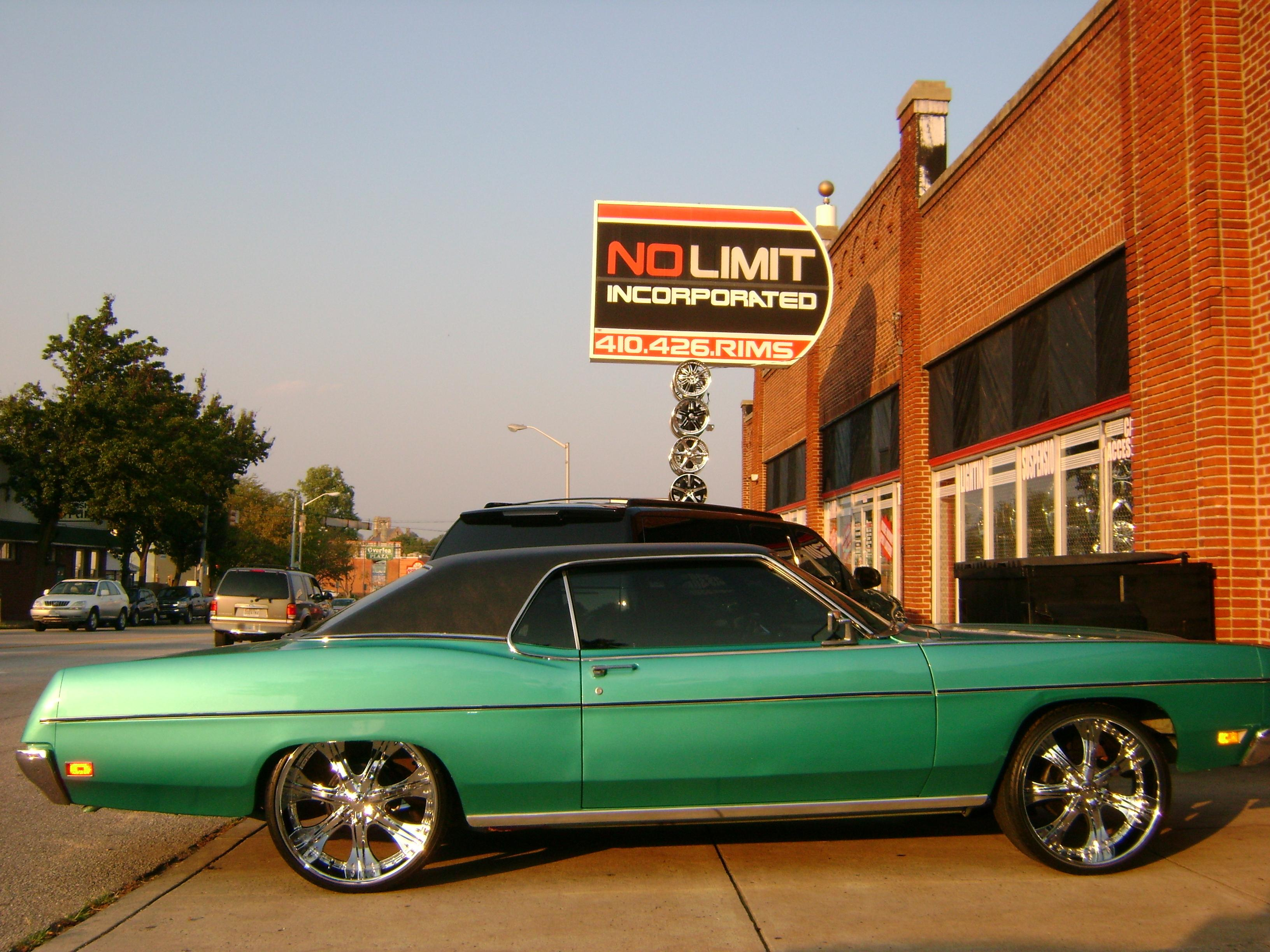 NOLIMITINC's 1972 Ford LTD