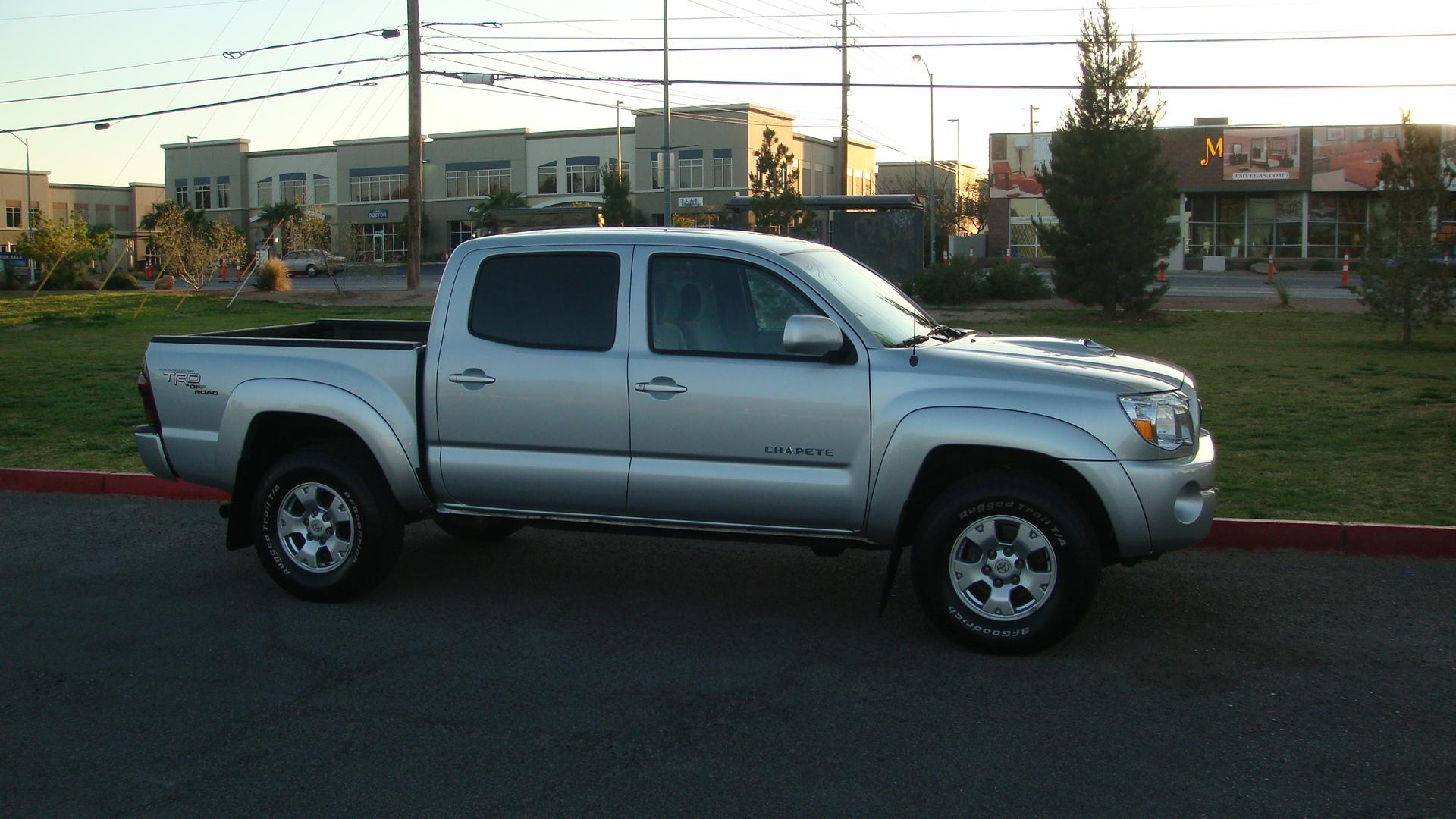 Another chapetes35 2007 Toyota Tacoma Double Cab post... - 14824541