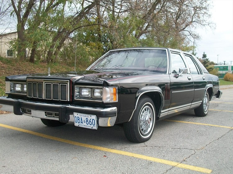 This is my 1981 Mercury Grand