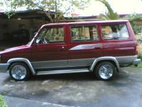 FXFXs 1997 Toyota Tamaraw