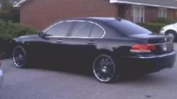 montrell23s 2007 BMW 7 Series