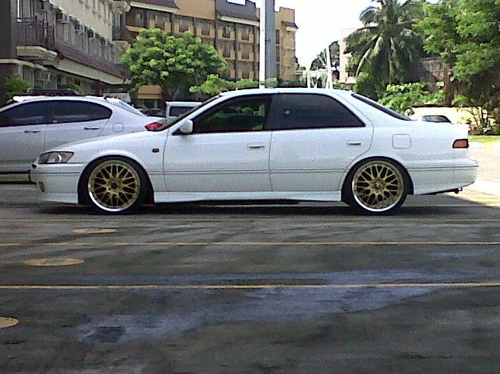 Erikbrabus 1997 Toyota Camry Specs Photos Modification