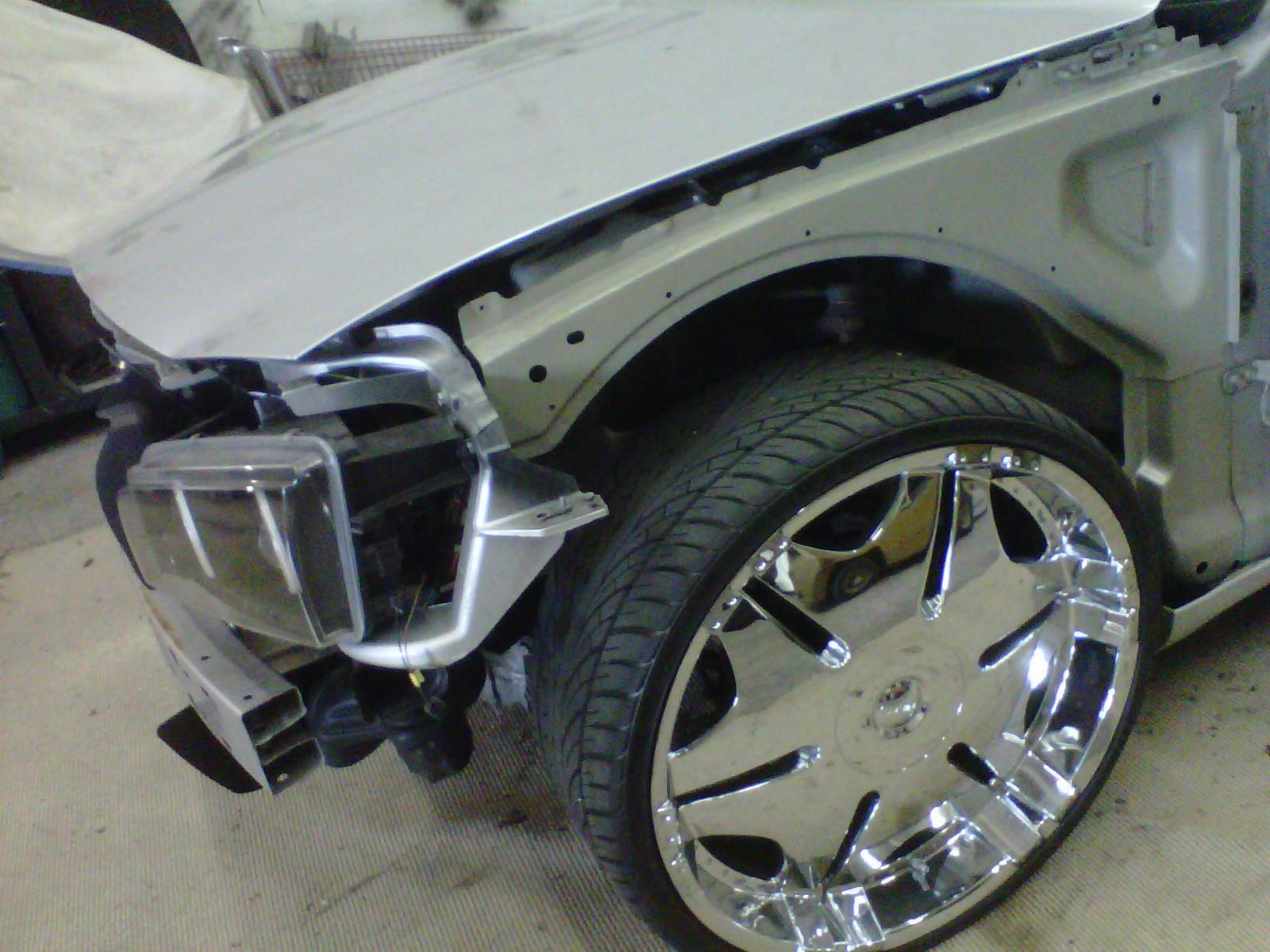 Another 409HoneyJR 2008 Dodge Charger post... - 14825229