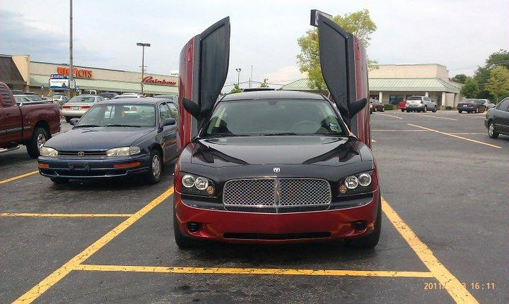 Another 409HoneyJR 2008 Dodge Charger post... - 14825247