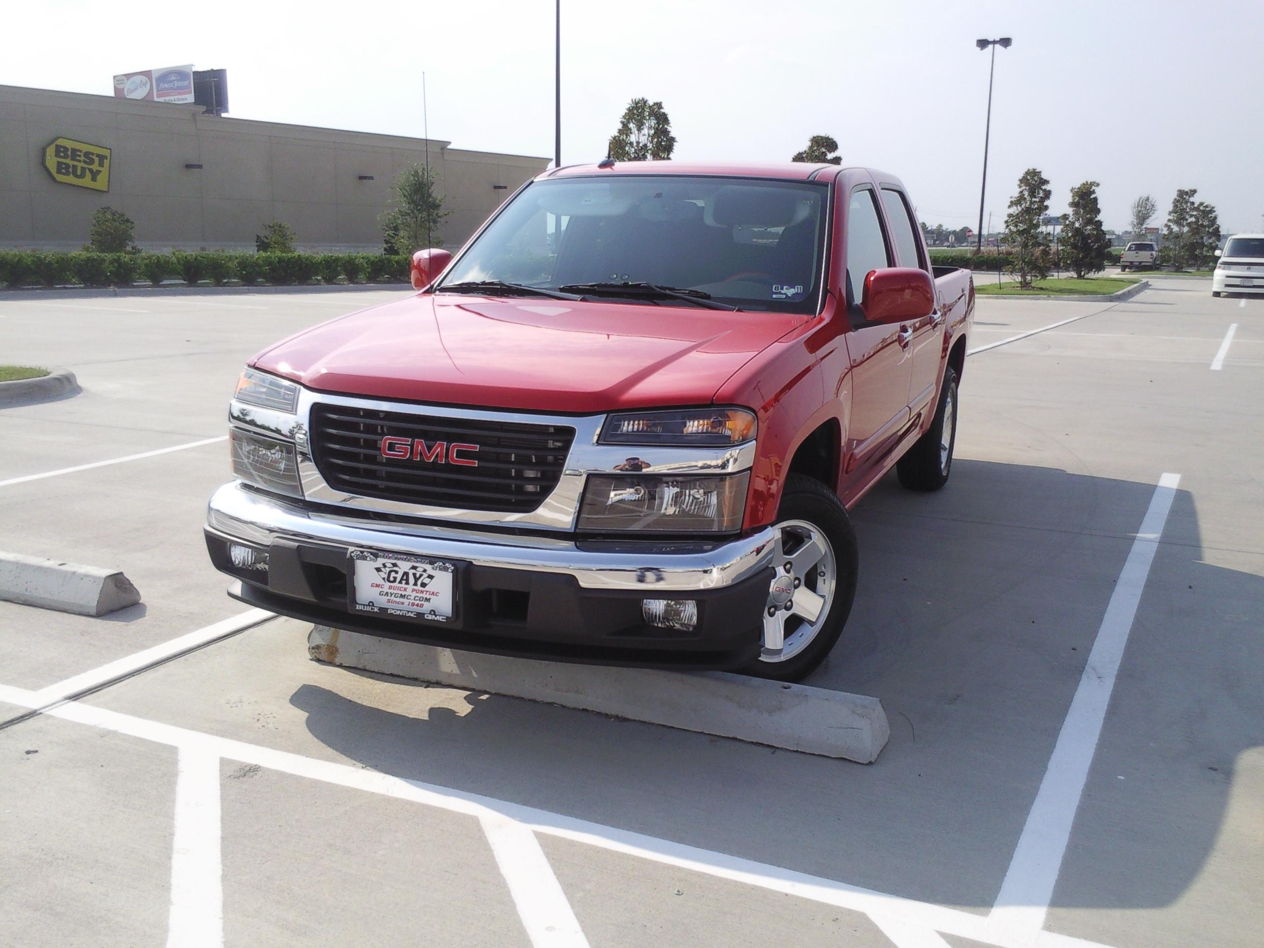 Chipocheet's 2009 GMC Canyon Crew Cab