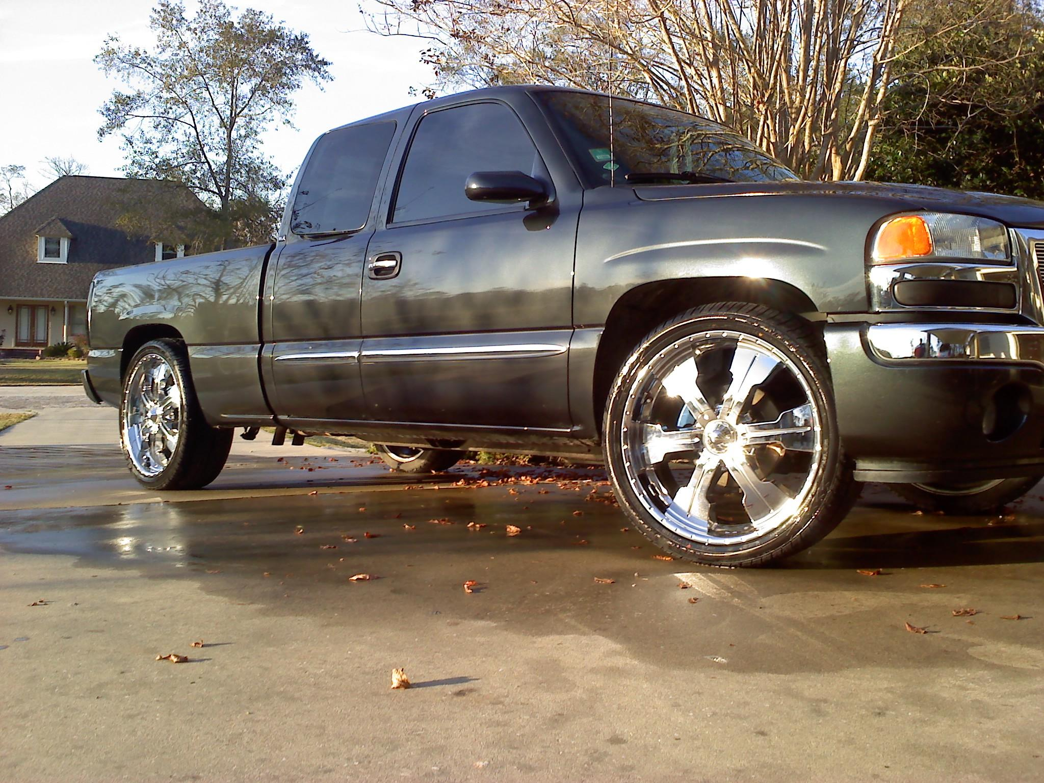 Sittnhigh4 2005 Gmc Sierra 1500 Extended Cabsle Pickup 4d 6 1 2 Ft Specs Photos Modification Info At Cardomain