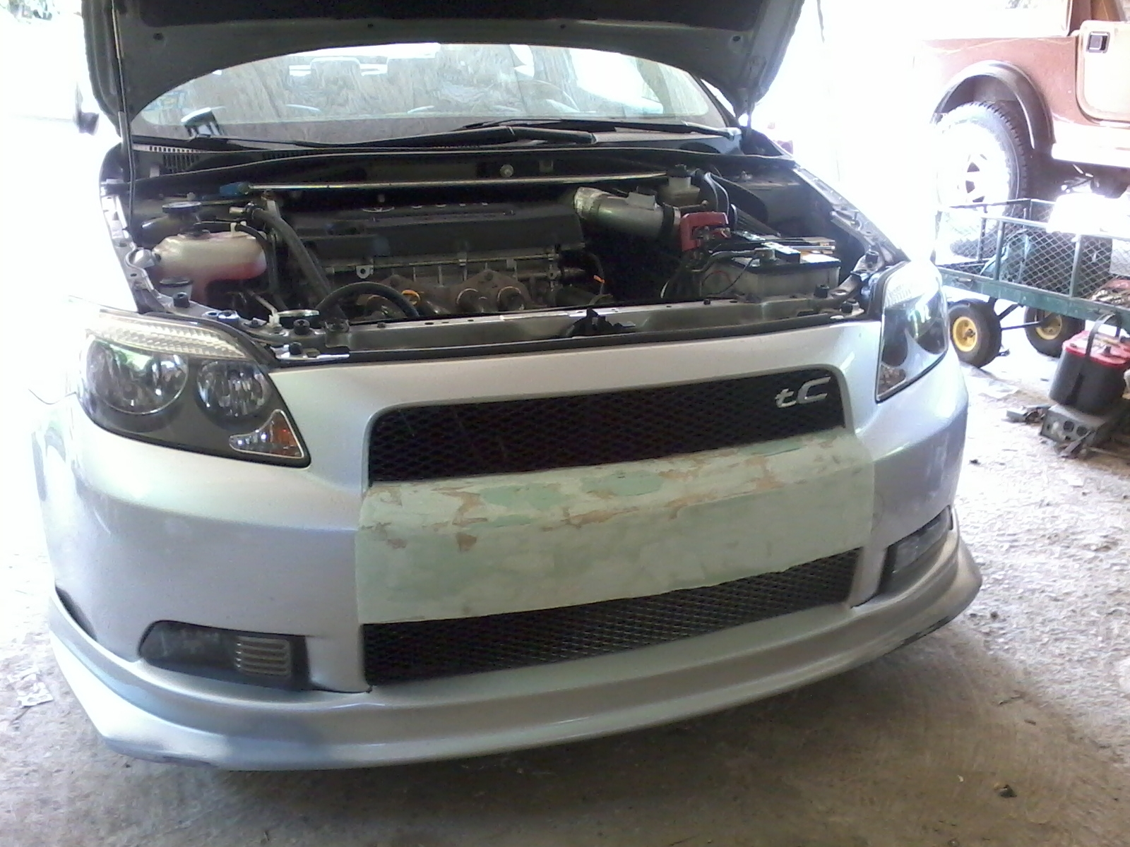 Another made007 2006 Scion tC post... - 14826984