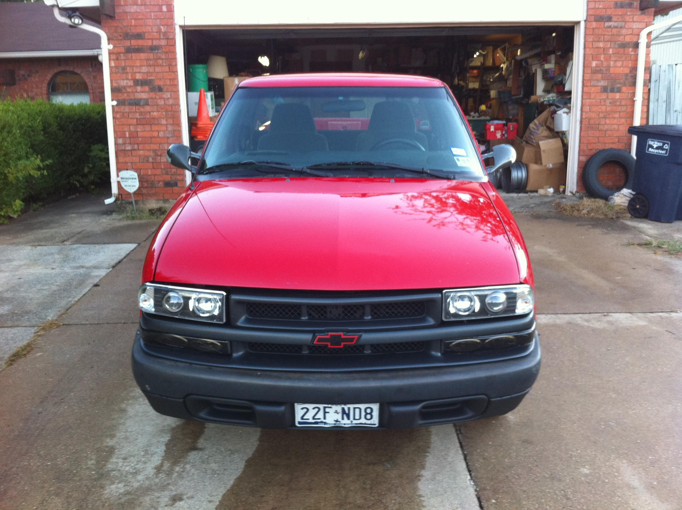 david_me92 2001 Chevrolet S10 Extended Cab