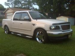 jimmyohsnaps 2003 Ford F150 SuperCrew Cab