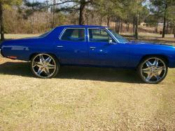 mr.cooter 1972 Chevrolet Caprice