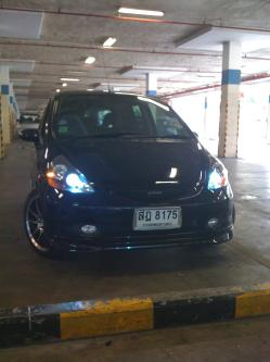 maxrtts 2005 Honda Jazz