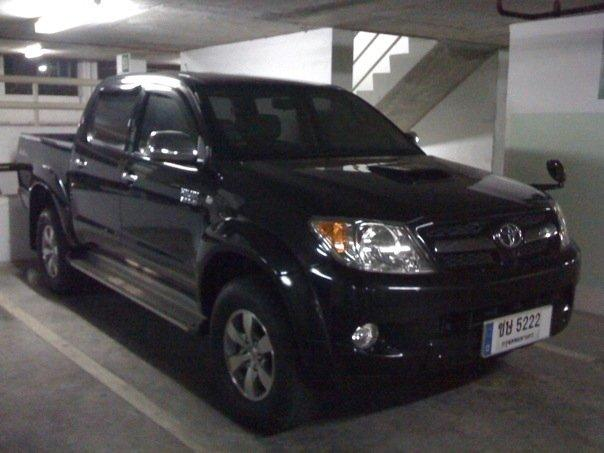 Another maxrtt 2008 Toyota HiLux post... - 14826238