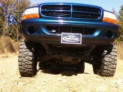 360Grapplers 2002 Dodge Durango