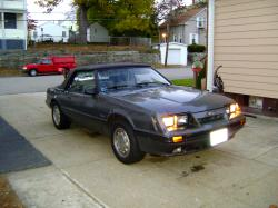 fine85LXs 1985 Ford Mustang