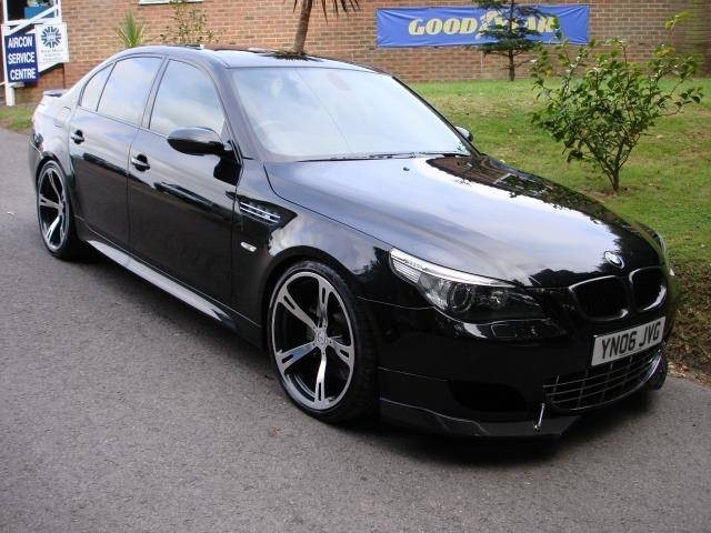Toyota Of Auburn >> t4xxu 2006 BMW M5Sedan 4D Specs, Photos, Modification Info ...