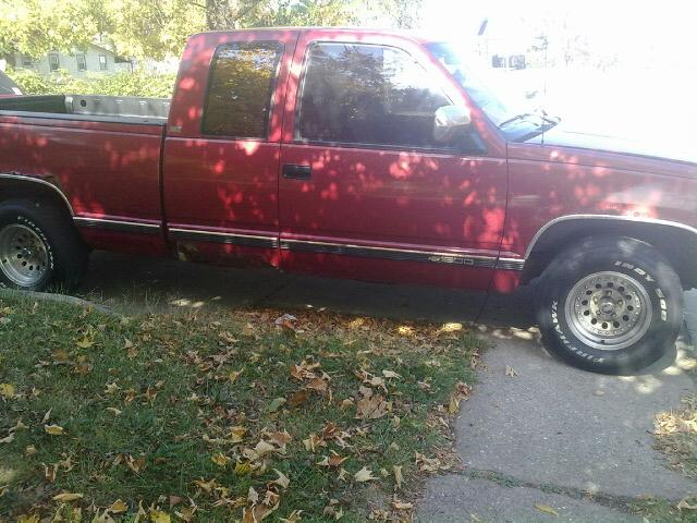 willinit 1991 Chevrolet 1500 Extended Cab