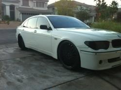 suprasam19s 2005 BMW 7 Series