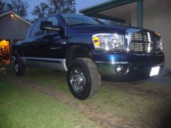 04GoldImp 2007 Dodge Ram 1500 Mega Cab
