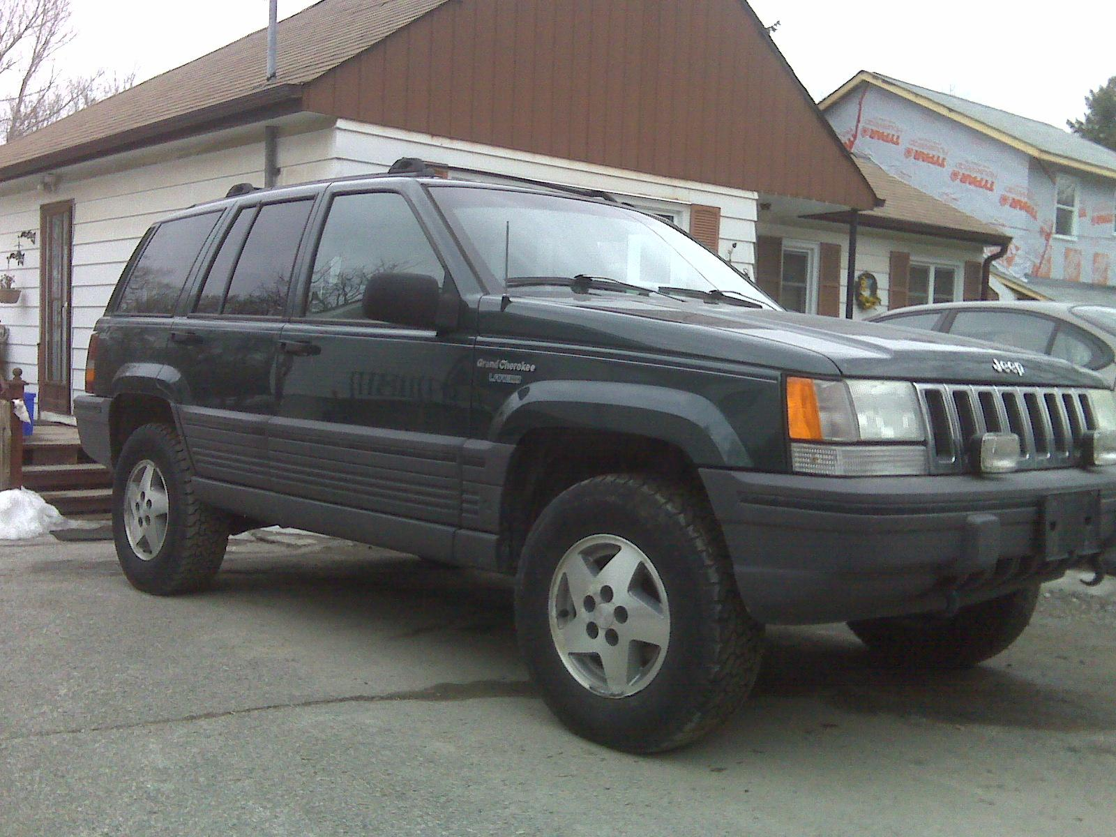 lowerexpactions 1995 jeep grand cherokee specs photos modification info at cardomain. Black Bedroom Furniture Sets. Home Design Ideas