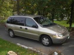 ARMYMOMMA 2001 Ford Windstar