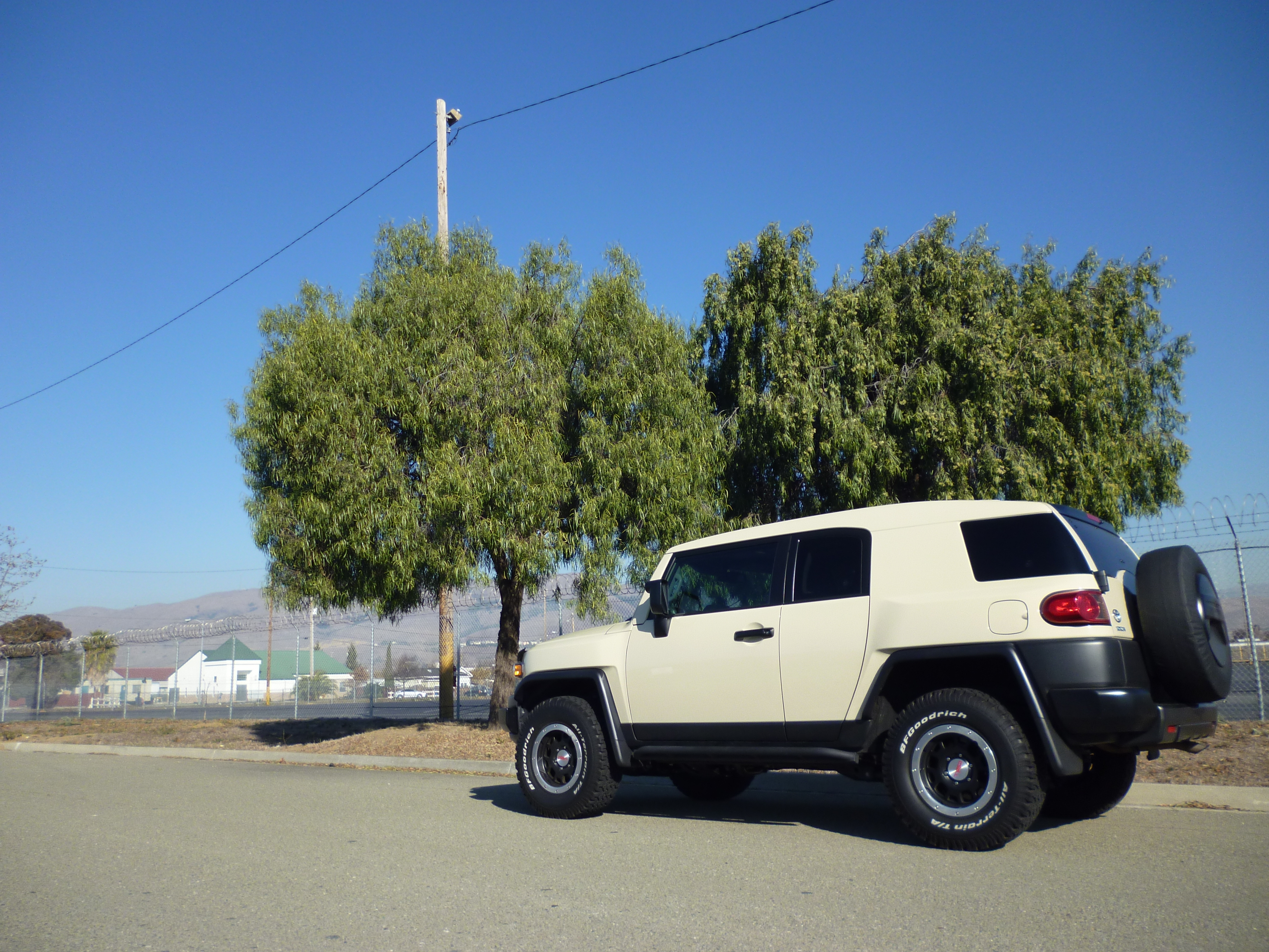 Another kyle94538 2010 Toyota FJ Cruiser post... - 15531215