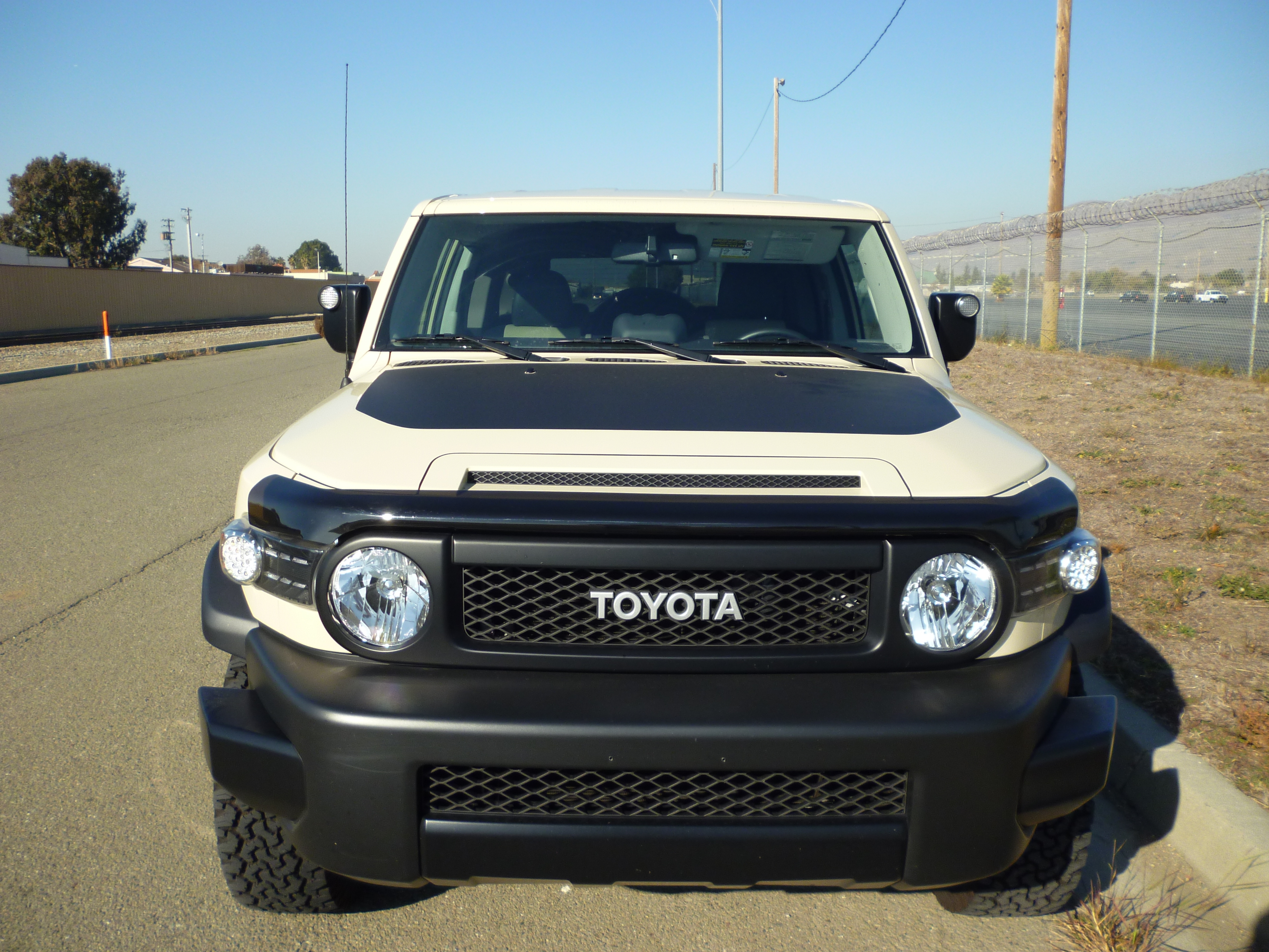 Another kyle94538 2010 Toyota FJ Cruiser post... - 15531224