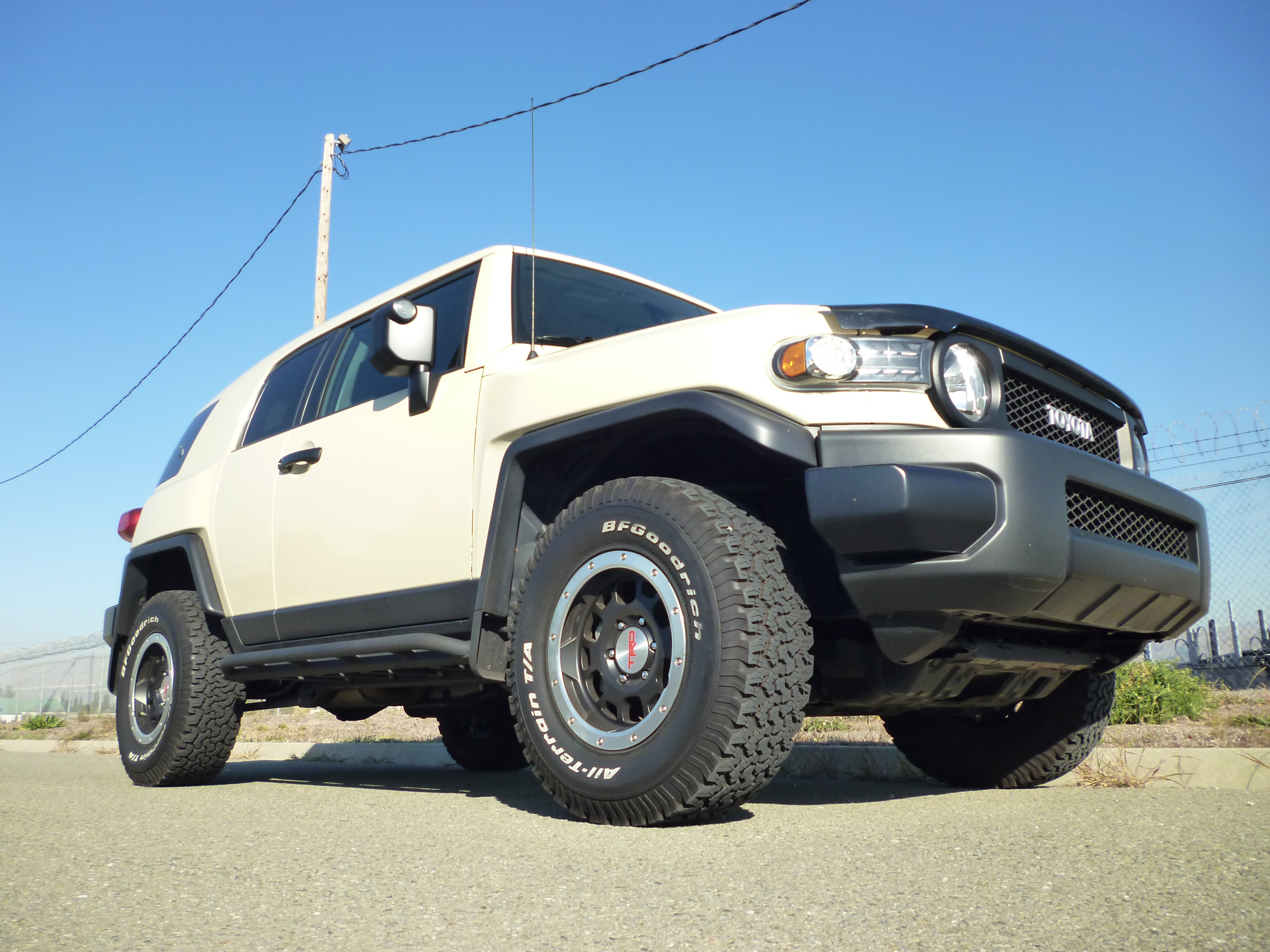 Another kyle94538 2010 Toyota FJ Cruiser post... - 15531231