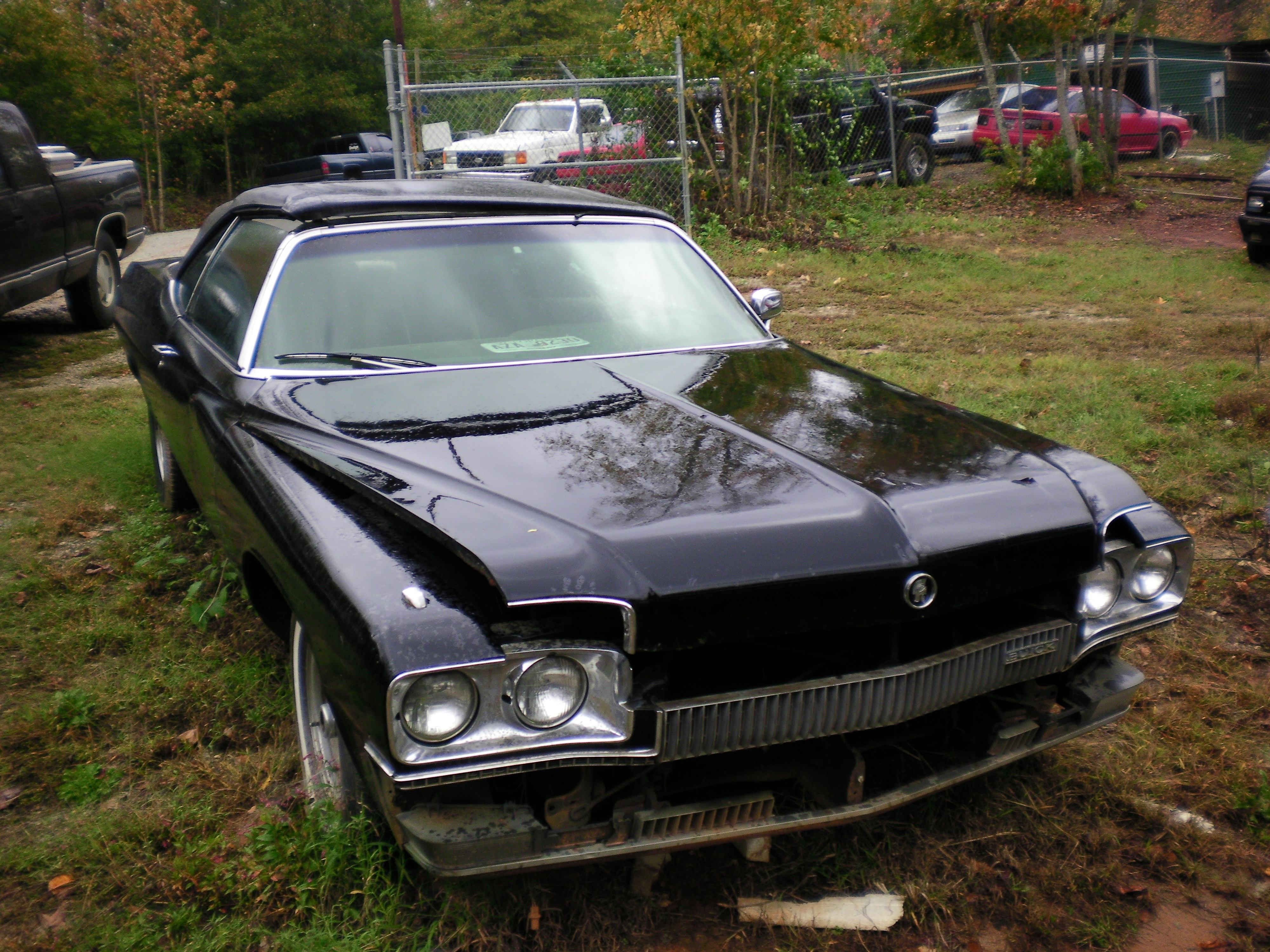 Another Johnson864 1973 Buick Centurion post... - 14832287