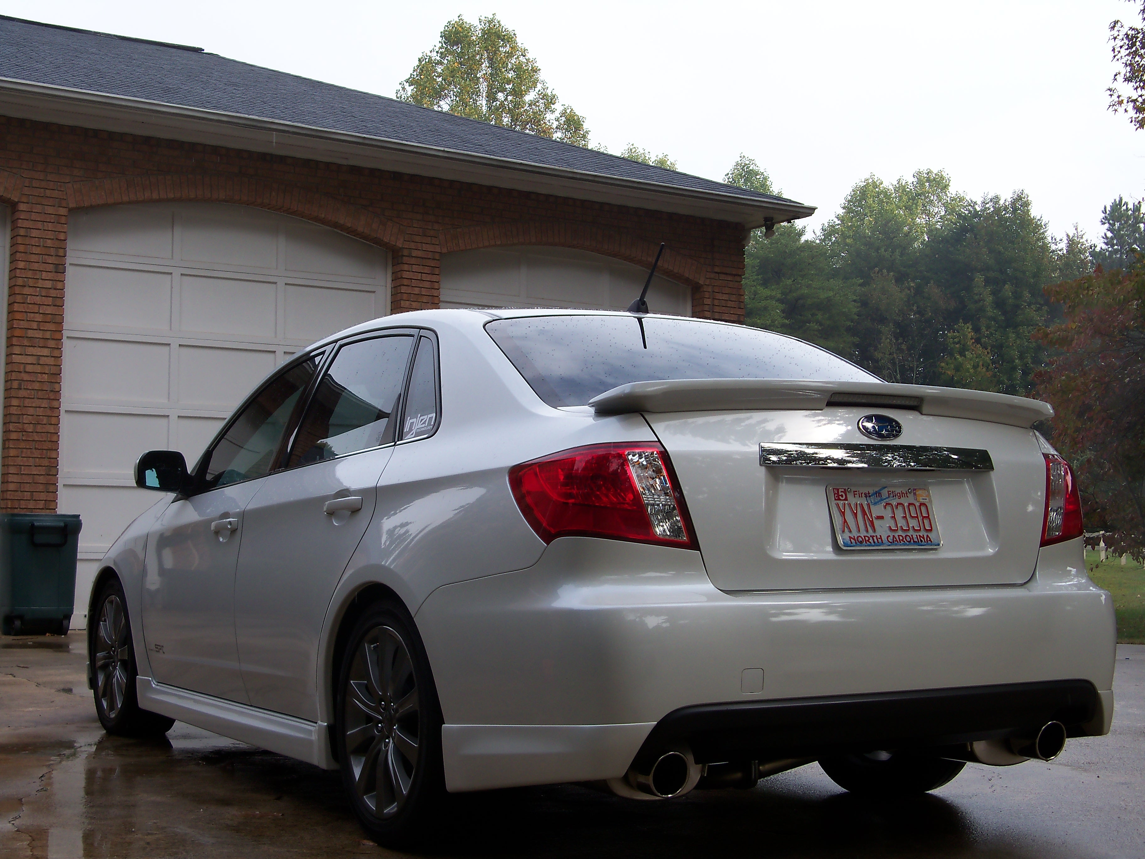 Another gregorys_si 2009 Subaru Impreza post... - 14832323