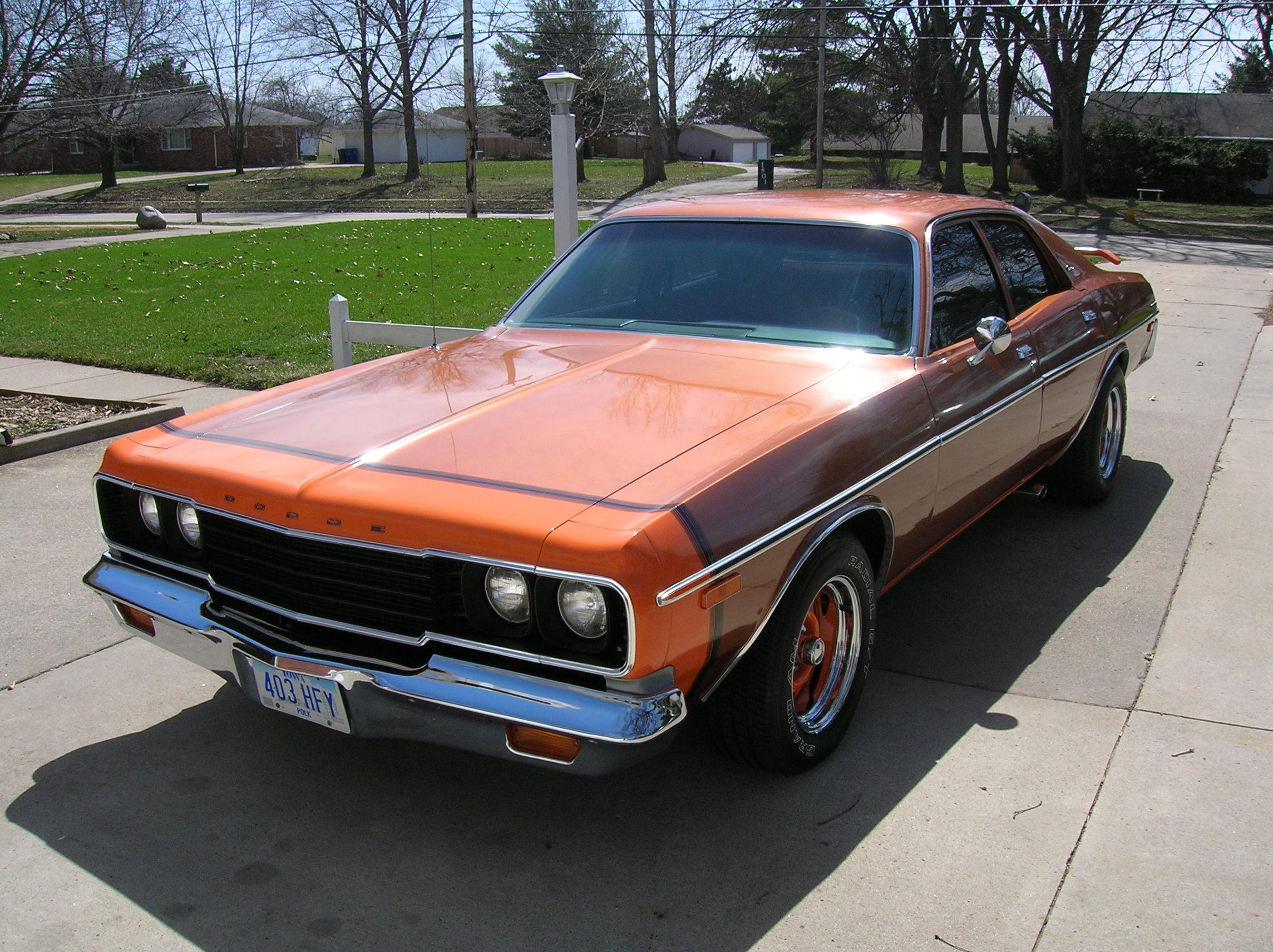 Ajmontefusco 1974 Dodge Coronet Specs Photos Modification Info At Cardomain