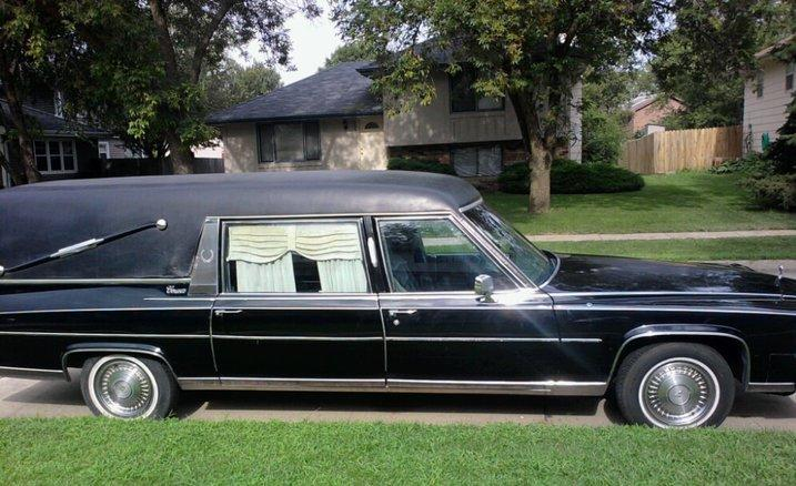 Another 63meteornut 1986 Cadillac Brougham post... - 14832854