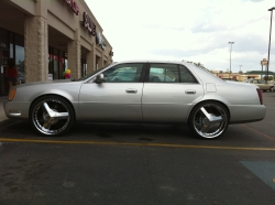 CadillacSwangas 2003 Cadillac DeVille