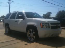 KennelUps 2010 Chevrolet Tahoe