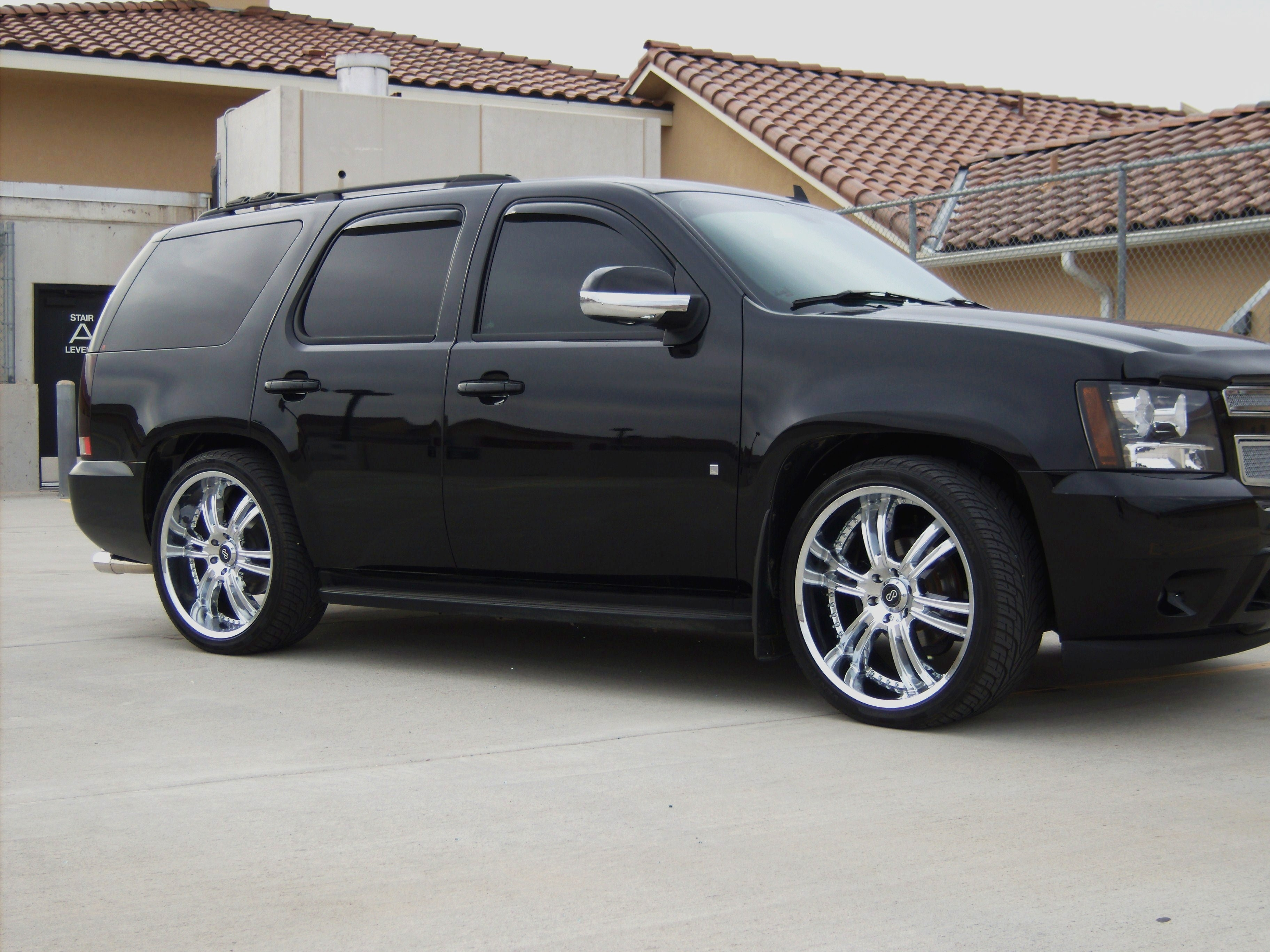 Another Modded-214 2007 Chevrolet Tahoe post... - 14833875