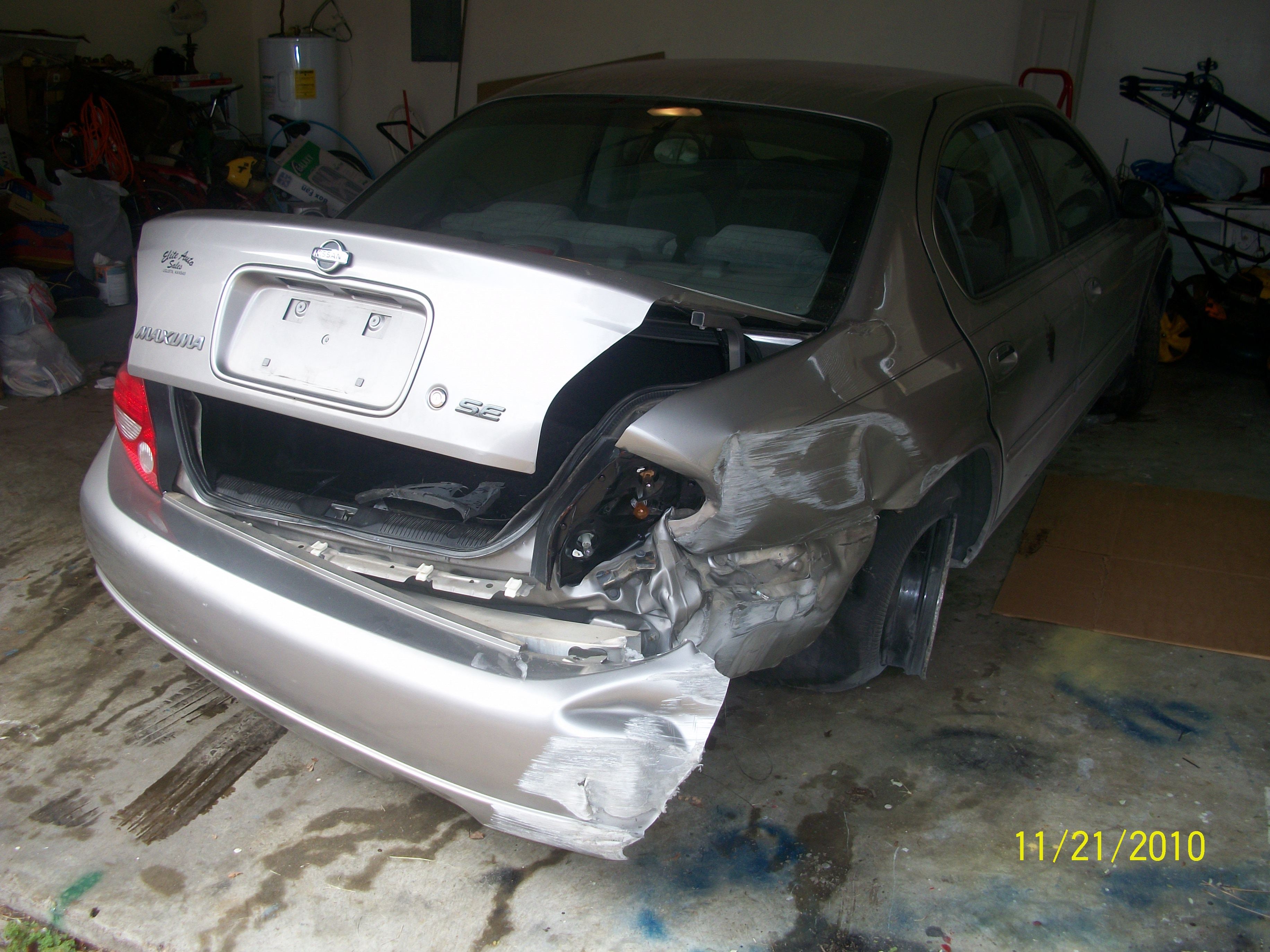 Another DjRichAsz 2000 Nissan Maxima post... - 14834023