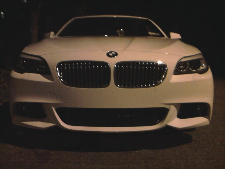 Another CincoFiftyBlanco 2011 BMW 5 Series post... - 14834273