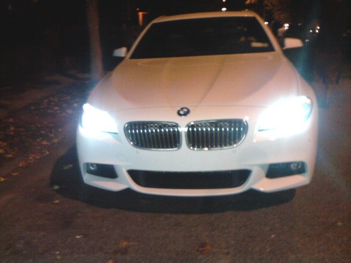 Another CincoFiftyBlanco 2011 BMW 5 Series post... - 14834281