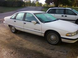BoxCh3vyRidah 1991 Chevrolet Caprice Classic