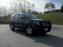 adymkls 2005 Nissan Pathfinder
