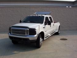 TeamOlsen 2000 Ford F550 Super Duty Crew Cab & Chassis