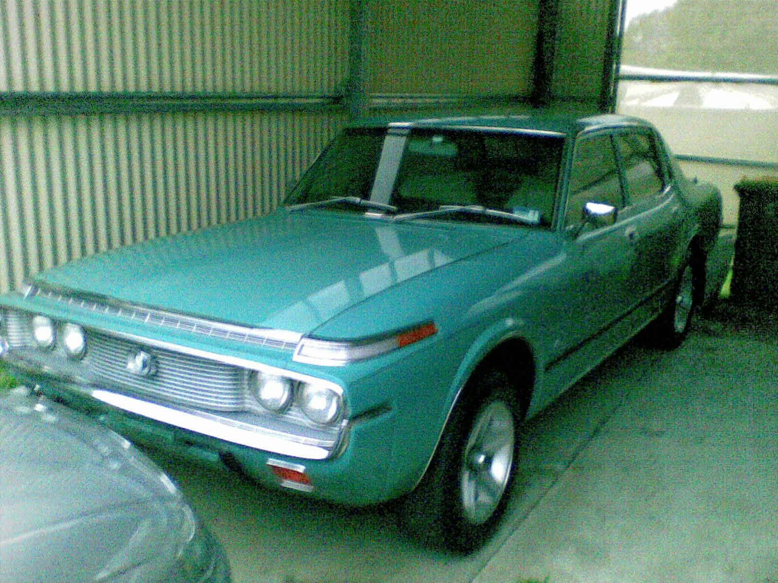 Another fid10t 1972 Toyota Crown post... - 14834854