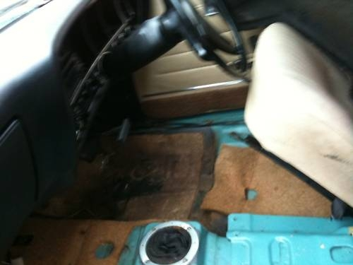 Another fid10t 1972 Toyota Crown post... - 14834859