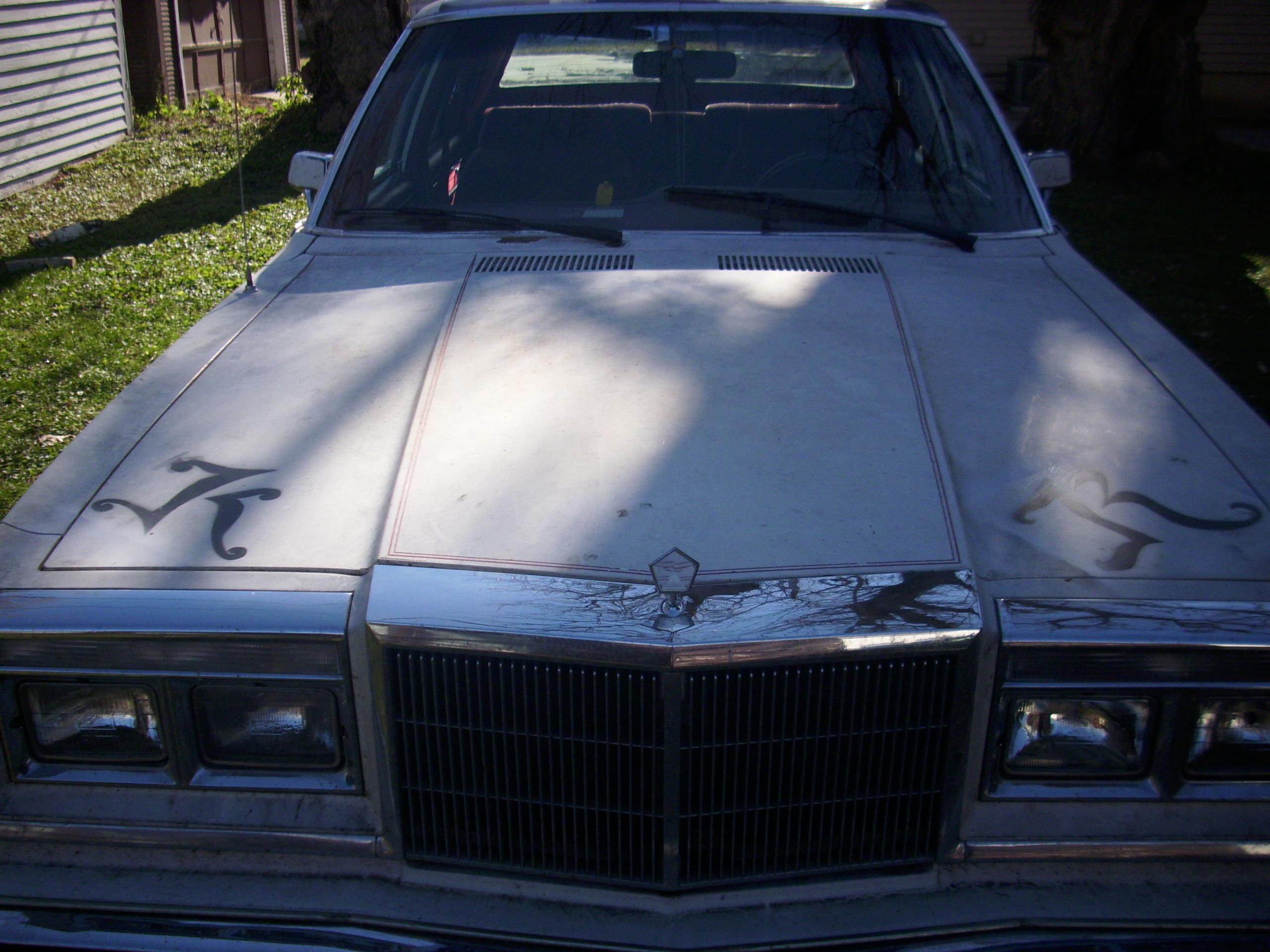 1984 Chrysler Fifth Ave