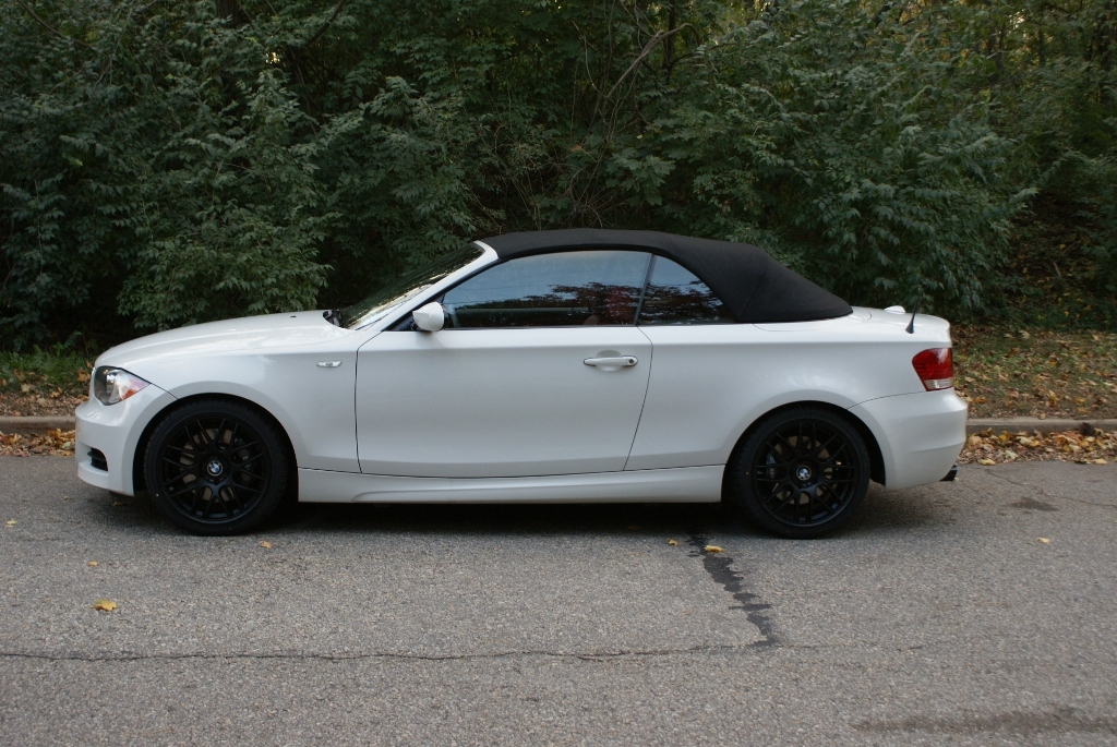 New Winter Tires And Rims AW I Convertible - Bmw 135is convertible
