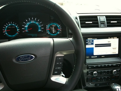 Blanchardrs 2011 Ford Fusion 14836894