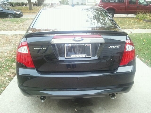 Another Blanchardrs 2011 Ford Fusion post... - 14836896