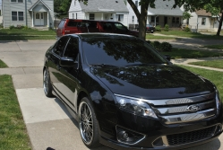 Blanchardrss 2011 Ford Fusion