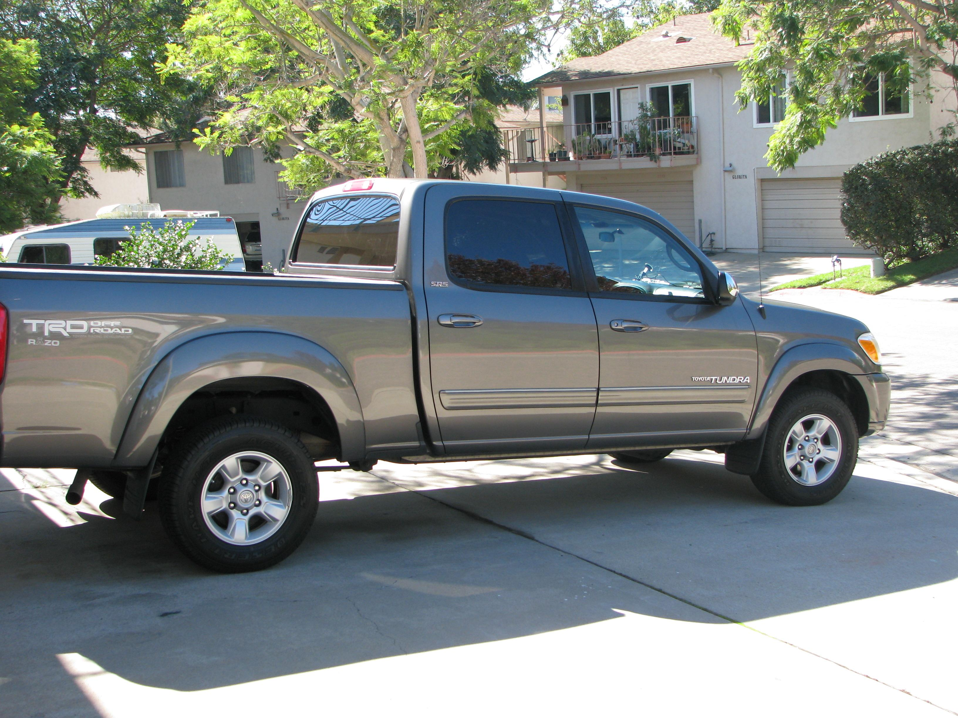 anthem13 2006 toyota tundra double cabsr5 pickup 4d 6 1 4 ft specs photos modification info at. Black Bedroom Furniture Sets. Home Design Ideas