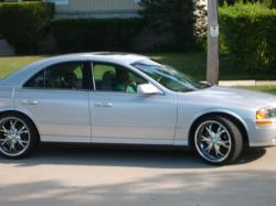 HotRodMiltowns 2004 Lincoln LS