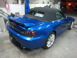 Vaness-Tunings 2006 Honda S2000